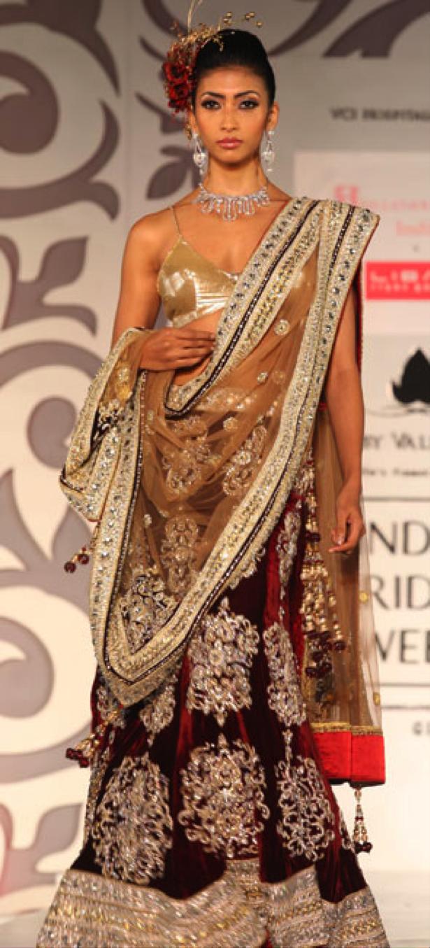 Royal Rajasthani Lehenga | SareeBride