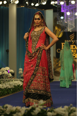 Style Watch Sadaf Arshad Sareebride