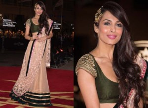malaika_arora_khan_film festival Manish Malhotra simple lehenga