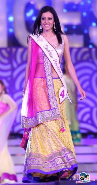 indian-princess-2013-grand-finale simple lehenga