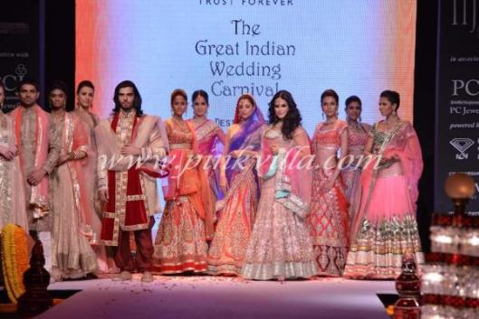 gitanjali_show bridal lehenga