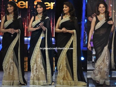 Madhuri-Dixit-In-Sabyasachi-On-Jhalak-Dikhhla-Jaa-Sets-1